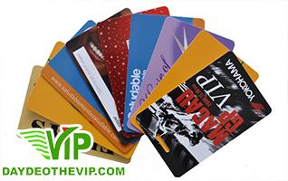 Thẻ Nhân Viên , Thẻ Vip PVC